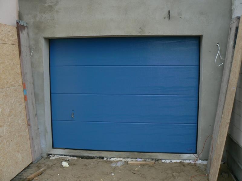 Bramy garażowe 1