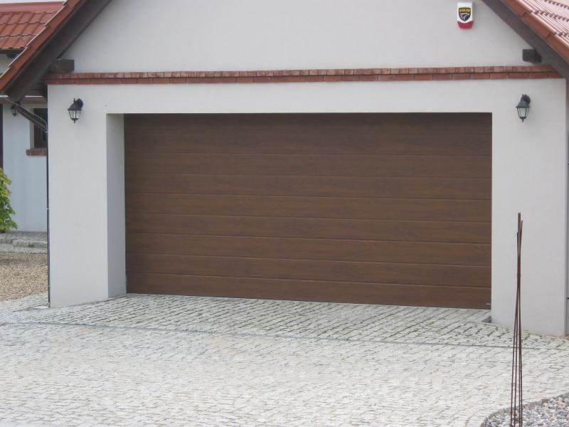 Bramy garażowe 2