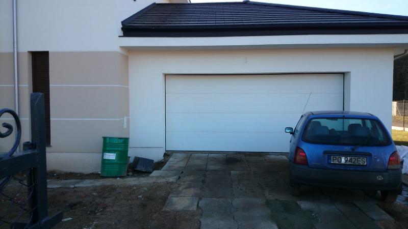 Bramy garażowe 4