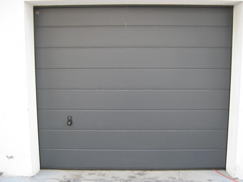 Bramy garażowe 7