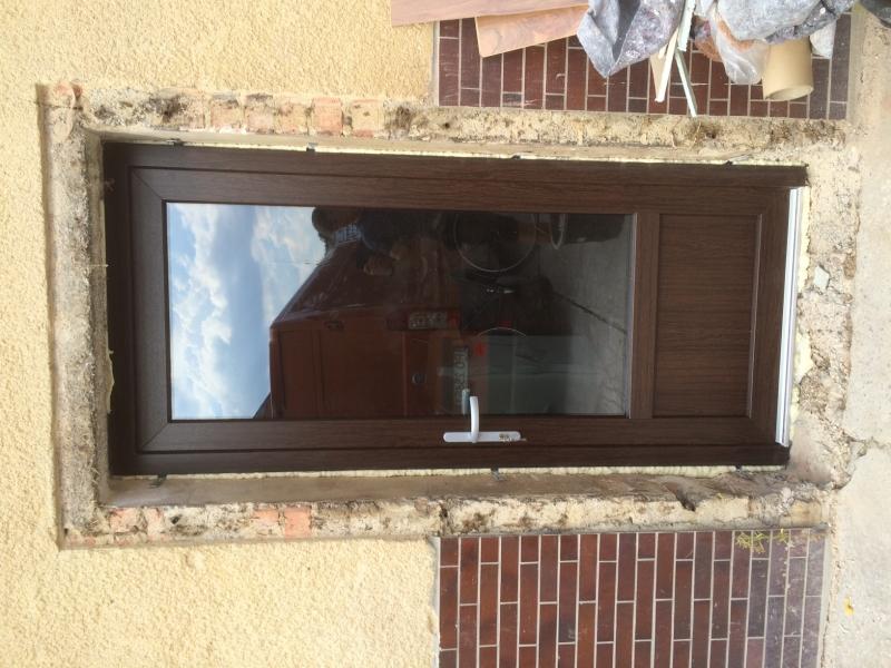 Drzwi PVC 1